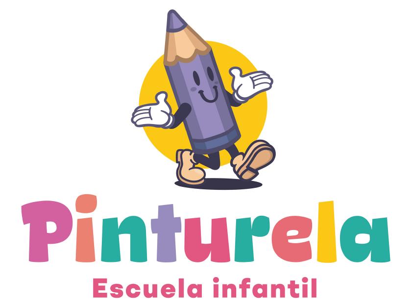 Escuela Infantil Pinturela Logo